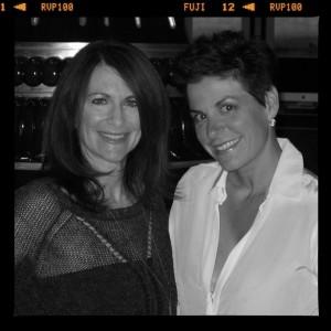 Cathy and Ellen