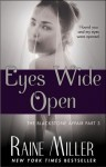 RELEASE EVENT: CHAPTER 1 of EYES WIDE OPEN (Blackstone Affair Book 3) by Raine Miller
