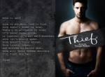 THIEF by TARRYN FISHER: BLURB REVEAL
