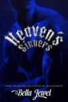 COVER REVEAL: HEAVEN'S SINNERS by BELLA JEWEL