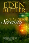 BLOG TOUR, REVIEW and GIVEAWAY: CHASING SERENITY (SEEKING SERENITY #1) by EDEN BUTLER