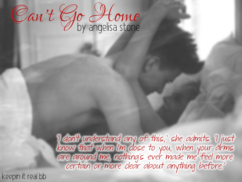 Cant go home teaser pic
