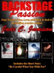 BACKSTAGE PASSION by JADE C. JAMISON: RELEASE DAY BLITZ