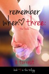 COVER REVEAL: REMEMBER WHEN 3: THE FINALE by T. TORREST
