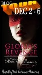 REVIEW, EXCLUSIVE EXCERPT and GIVEAWAY: GLORIA'S REVENGE by NELLE L'AMOUR