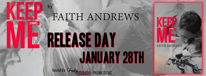 Keep Me FB Banners realease day