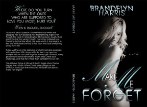 Make Me Forget NEW COVER TAKE 2