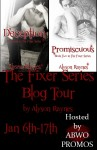 Blog Tour and Giveaway: The Fixer Series by Alyson Raynes