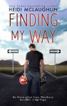 COVER REVEAL – FINDING MY WAY (THE BEAUMONT SERIES #4) by Heidi McLaughlin