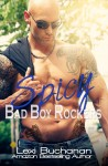 Book Blitz and Giveaway – Spicy (Bad Boy Rockers) by Lexi Buchanan