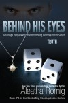 BLOG TOUR and GIVEAWAY: BEHIND HIS EYES TRUTH by ALEATHA ROMIG
