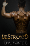 Blog Tour and Review: DESTROYED by Pepper Winters