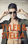 Blog Tour and Review: Tyler and Stella (Tattoo Thief #2) by Heidi Jo Trethaway