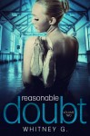 COVER REVEAL and GIVEAWAY: REASONABLE DOUBT VOLUME 2 by WHITNEY GRACIA WILLIAMS