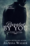 COVER REVEAL: REVEALED BY YOU by Jo-Anna Walker