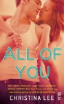 ALL OF YOU (BETWEEN BREATHS #1) by CHRISTINA LEE