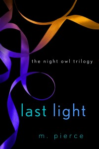 Last Light Paperback Cover