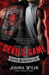 Release Day Blitz and Excerpt: Devil's Game (Reaper's MC #3) by Joanna Wylde