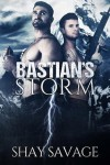 Blog Tour, Review & Giveaway: Bastian's Storm (Surviving Raine #2) by Shay Savage