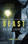 TEASER POST: THE BEAST by ELLA JAMES