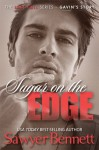 BLOG TOUR and REVIEW: SUGAR ON THE EDGE (Last Call #3) by SAWYER BENNETT