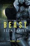 RELEASE BLITZ & EXCERPT: BEAST PART 2 by ELLA JAMES