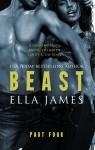 Release Blitz: BEAST PART 4 by ELLA JAMES