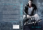 Cover Reveal: The Redemption by S.L. Scott
