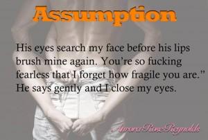 assumption teaser 6