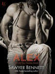 Blog Tour and Giveaway: Alex (Cold Fury Hockey Series) by Sawyer Bennett