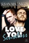 PROMO & EXCERPT: LOVE YOU SENSELESS by SUSAN MAC NICOL