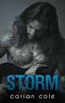 Blog Tour and Giveaway: Storm (Ashes & Embers, #1) by Carian Cole