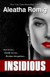Release Day Launch: Insidious (Tales from the Dark Side) by Aleatha Romig