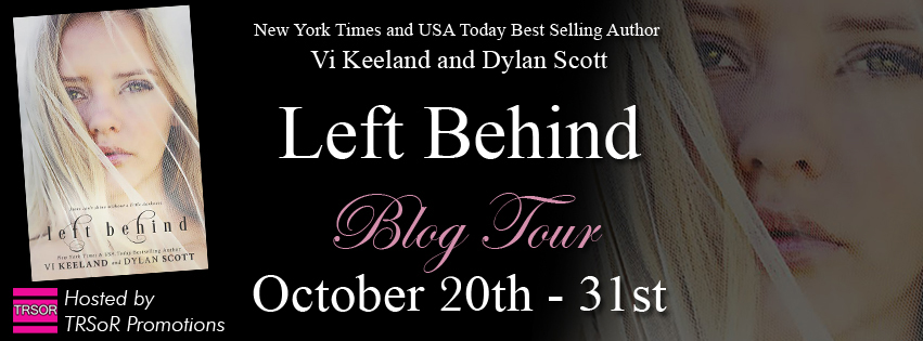 left behind blog tour