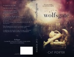 COVER REVEAL and EXCERPT: WOLFSGATE by  Cat Porter