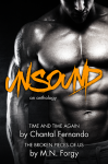 COVER REVEAL & GIVEAWAY: UNSOUND by Chantal Fernando & M.N. Forgy