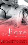Cover Reveal & Giveaway: Aflame (Fall Away, #4) by Penelope Douglas