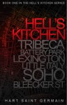 Cover Reveal: HELL'S KITCHEN SERIES by HART SAINT GERMAIN