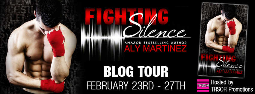 fighting silence blog tour