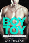 Cover Reveal: BOY TOY CHRONICLES by JAY McLEAN
