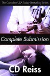 Release Blitz & Giveaway: THE COMPLETE SUBMISSION BOX SET by CD REISS