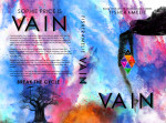 Announcement & Cover Reveals: FURY, GREED and VAIN by FISHER AMELIE