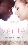 Cover Reveal: VERITE by RACHEL BLAUFELD