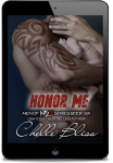 Blog Tour + Excerpt: Honor Me (Men of Inked #6) by Chelle Bliss