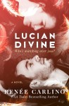 Lucian Divine by Renee Carlino Cover Reveal