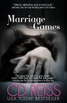 Marriage Games by CD Reiss Excerpt Reveal