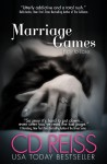 Marriage Games by CD Reiss Review + Excerpt