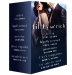 NEW RELEASE + EXCERPTS :: FILTHY AND RICH Billionaire Menage Anthology