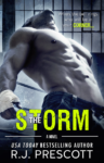 Book Blitz + Giveaway – The STORM (THE HURRICANE #3) by R.J. PRESCOTT