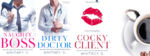 Cover Reveal + Giveaway: COCKY CLIENT by WHITNEY G.